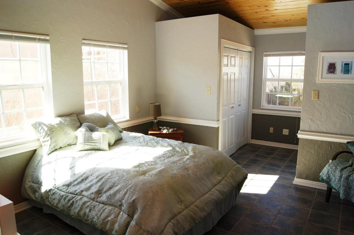 More Master Bed with Staging